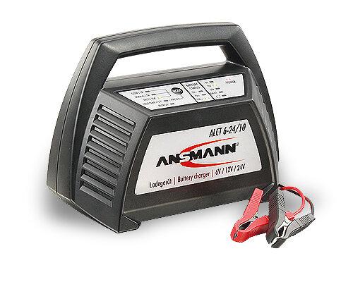 Зарядное устройство для 6/12/24В герметичных свинцово-кислотных (LA) аккумуляторов емкостью 4,5-240Ач - 1001-0014 ALC (Amsmann) (код заказа 11588 И)