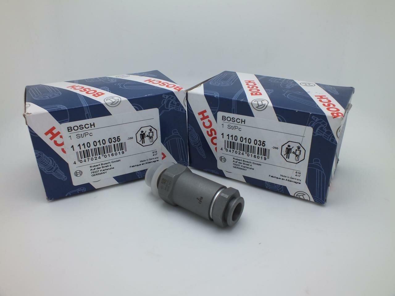Клапан топливной рейки 1110010035 F00R000775
