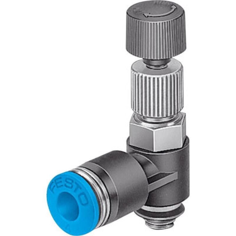 Клапан регулирования перепада давлений Festo LRLL-M5-QS-4