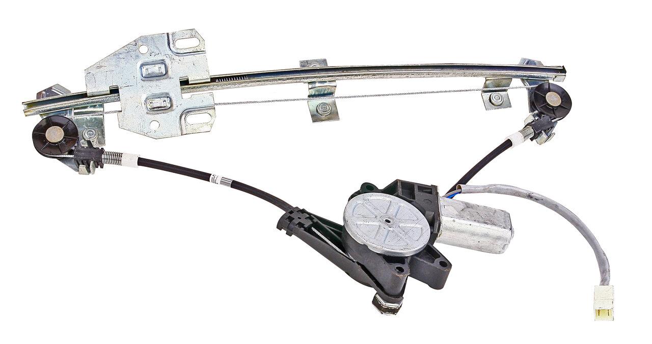 Стеклоподъемник ВАЗ-2109,099 передний левый в сборе с мотором 2109-6104009