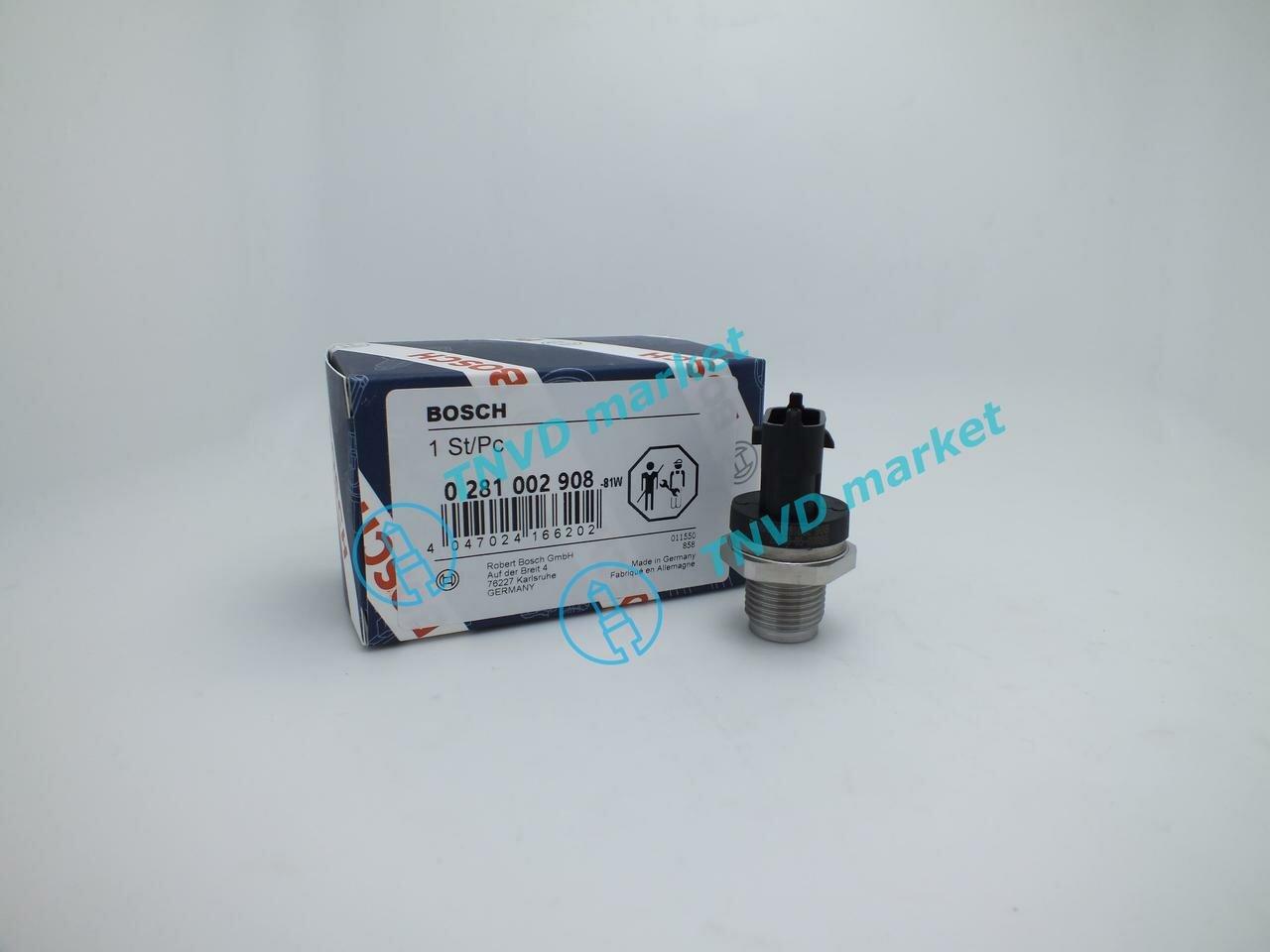 Датчик давления топлива Bosch 0281002908 31401-4A400