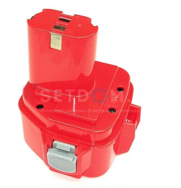 Аккумуляторы для шуруповертов Аккумулятор MAKITA 12v (2 Ач)