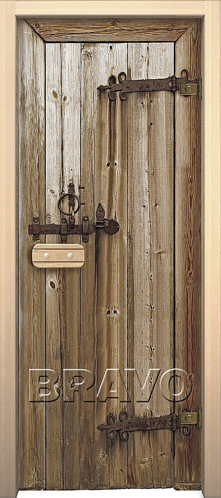 Дверь Браво, Dveri Bravo, Дерево