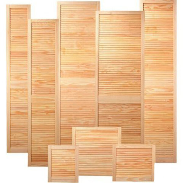 Дверца наборная для полок 18х294х1015 хвоя (арт.030975)