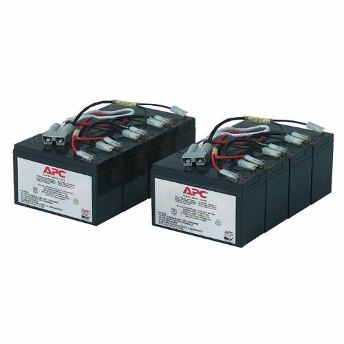 Батарея APC RBC12 для SU3000RMi3U, SU2200RMI3U, SU5000I, SU5000RMI5U