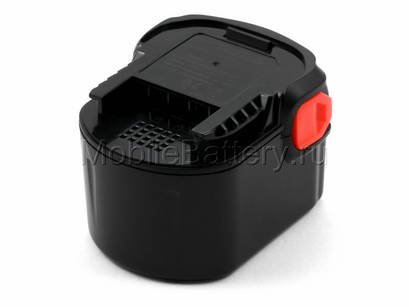 Аккумулятор для AEG B1214G, B1215R, B1220R, M1230R (1500mAh)