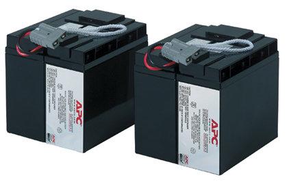Батарея APC RBC11 для SU2200inet, SU2200RMinet, SU2200XLinet, SU3000inet, SU24XLBP, SU48XLBP, SU48RMXLBP
