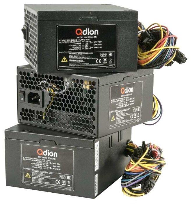 Блок питания Qdion QD700