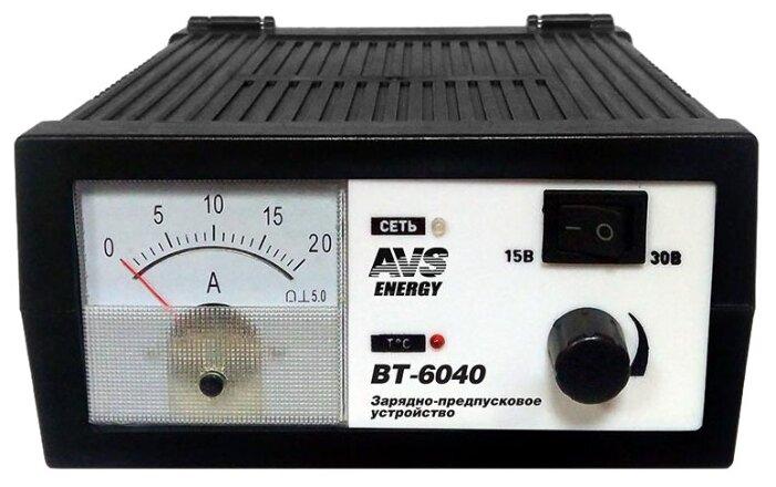 Зарядное устройство AVS Energy BT-6040