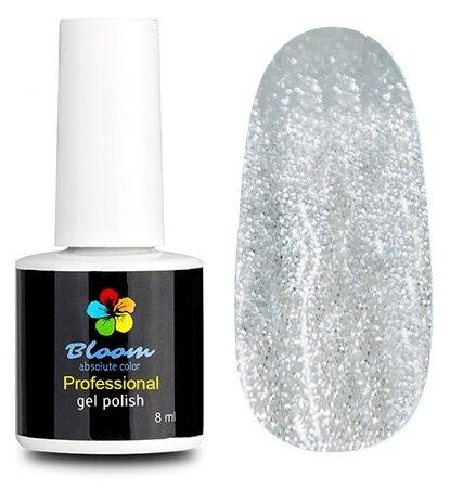 Гель-лак для ногтей Bloom Базовая палитра (блестящие), 8 мл