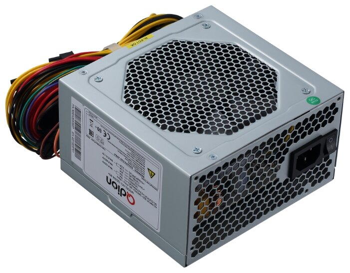 Блок питания Qdion QD550 80+ 550W