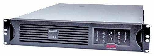 Интерактивный ИБП APC by Schneider Electric Smart-UPS SUA3000RMI2U