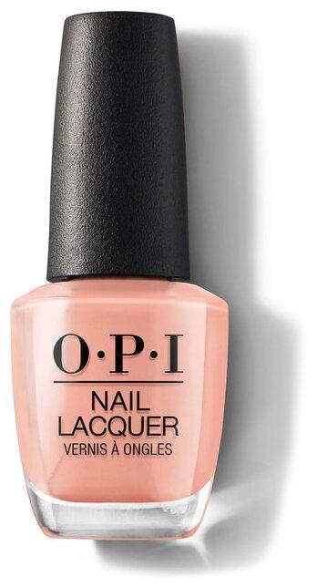 Лак OPI Nail Lacquer Classics, 15 мл