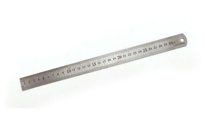 Строительная линейка FIT 19003 300 мм