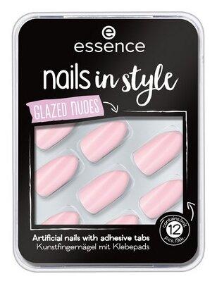 Накладные ногти Essence In Style