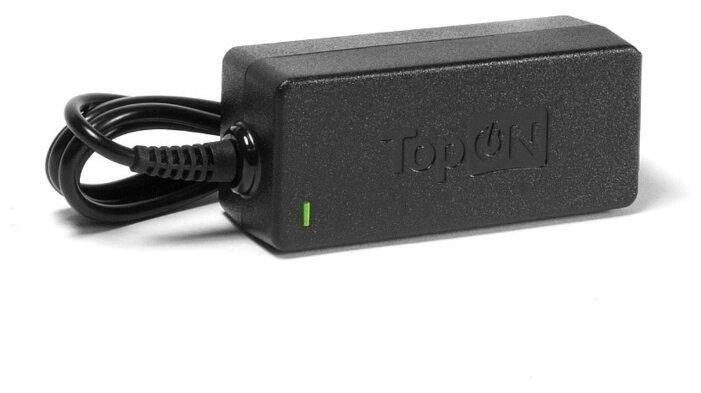 Блок питания (зарядное устройство) для ноутбука Dell. 19.5V, 2.31A (45W), штекер: 4.5 x 3.0 мм, (с сетевым кабелем)