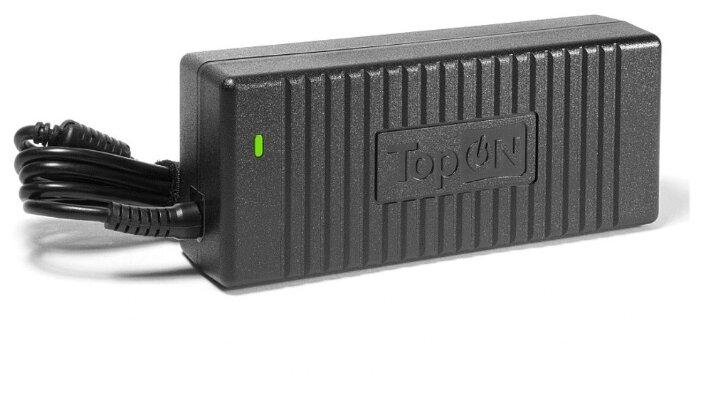 Блок питания (зарядное устройство) для ноутбука Dell. 19.5V, 6.7A (130W), штекер: 7.4 x 5.0 мм, (с сетевым кабелем)
