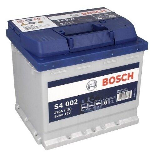 Автомобильный аккумулятор Bosch S4 002 (0 092 S40 020)